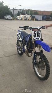 2006 YZ125 big bore