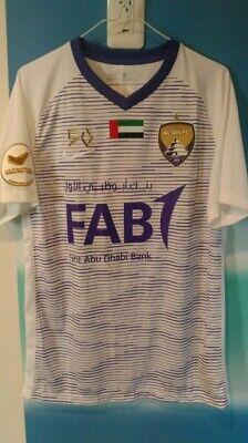 Al Ain match worn shirt 2018/19 with Champion patch image