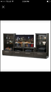 TV stand / entertainment unit - MUST GO!!!