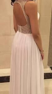 MARCIANO SILK GOWN $150 (purchased for $350)