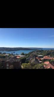Room for rent in Mosman- AMAZING VIEW