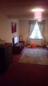One bedroom flat in the centre of Maidstone.