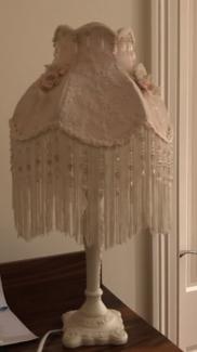 Replica Victorian Table Lamp