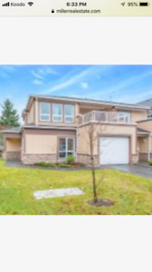 Centrally located updated 3 bedroom Townhouse
