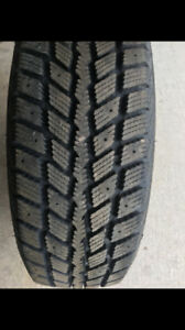 Selling 4 Winter Tires 205x70xR15