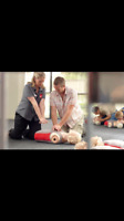 CPR Level C Training and Certification.