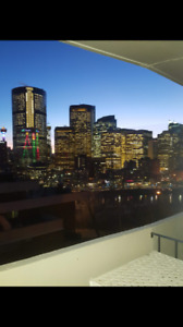 Fully Furnished 1 Bedroom Condo with Spectacular City View