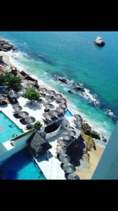 Ocean Front Condo for sale in Acapulco Mexico
