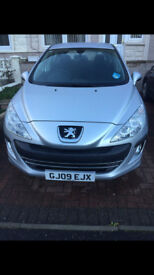 Peugeot 308 1.6 hdi. 1 years mot 54000 miles. Great condition £1950