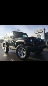 2011 Jeep Wrangler Rubicon 3.8L V6 Manual