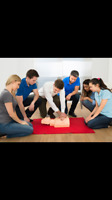 Workplace First Aid/CPR Training