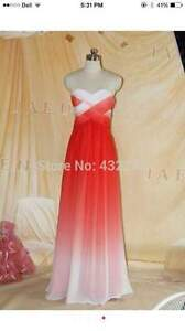 two ombre dresses for sale