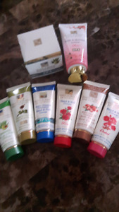 Various of DEAD SEA PRODUCTS-Hand, Nail & Foot Cream
