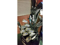 PING i5 IRONS, 4 - SW , BLACK DOT, STIFF CS-Lite SHAFTS, PING GRIPS, SUPERB CONDITION £150 ono