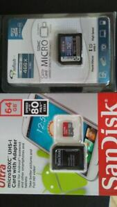 Brand New SD Cards