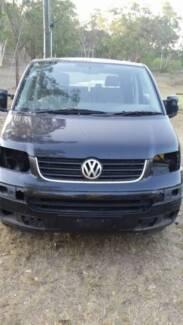 VW Transporter Dual Cab 4 Motion