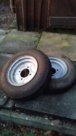 2. X Trailer Tyres