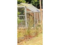 Aluminium Greenhouse for sale