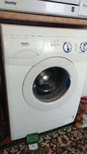 Washer Dryer and Stove