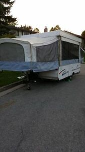 Tent Trailer for Rent - 2000 Jayco Eagle