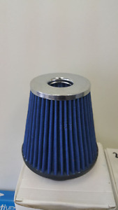 Air intake filter 2.5 inch somautomotive.com