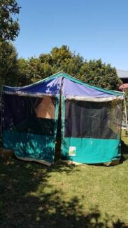 camping CANVAS Sunshine leisure tent