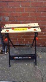WORK BENCH GOOD CONDITION