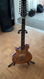 Mansfield 12 string electric guitar (Lefty)