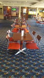 CAFE/PUB FURNITURE- TABLES, BAR TABLES, CHAIRS AND BARSTOOLS Smithfield Parramatta Area Preview
