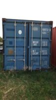 Conteneur 40 pieds / 40 Ft Shipping Container!!!