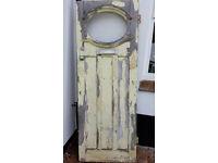 1920 wooden front door