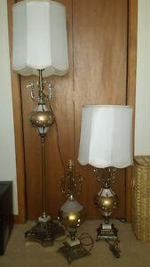 3 Lampes