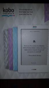 BRAND NEW kobo eReader, in box, never used, Lilac, 1GB, WiFi