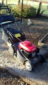Honda Rotary Lawn Mower