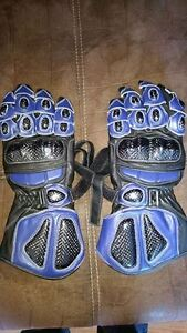New Knox Motorcycle gloves