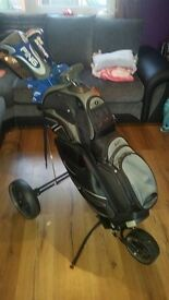 CALLAWAY GOLF CLUB SET UP *****REDUCED PRICE******
