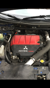 2010 Mitsubishi EVO X 4B11 2.0 TURBO ENGINE