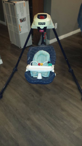 Fisher Price baby Swing / Cradle