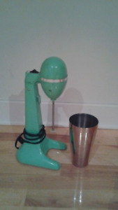 Fonctionne bien - Vintage Milkshake Mixer - Works well