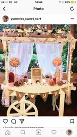 Sweet/Candy Cart for hire