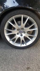 Volvo Rear Big brake kit
