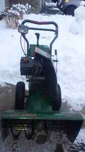 SnowBlower (Craftsman)....10.5 HP - 29""
