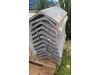 Roof Ridge Tiles for slate roof