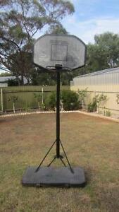 ,,AERIAL''BASKETBALL RING - ON STAND . Salisbury Heights Salisbury Area Preview