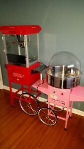 Cotton Candy and/or Popcorn Machine Rental London Ontario image 1