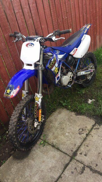yamaha yz 85 bigwheel! cash or swaps for bigger bike with cash your way, not kx , cr , yz , ktm , rm
