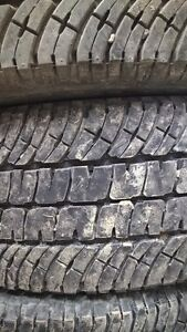 5 Tires - Michelin LTX A/T2 - 275/70 R18 M&S Prince George British Columbia image 5