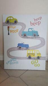Wall Art for nursery or toddler's room Cambridge Kitchener Area image 1