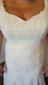 Size 12 Melissa Sweet Wedding Dress London Ontario image 1