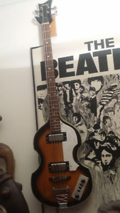 Vintage El Degas Beatles Bass copy